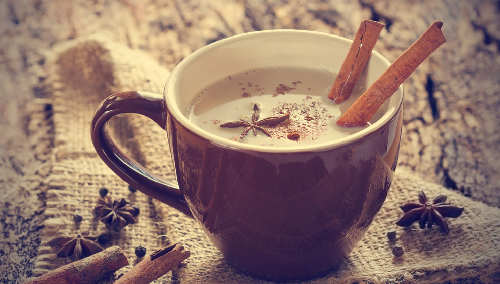 Chai-Tee selbst mischen