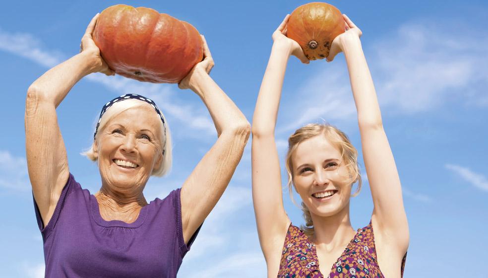 Herbstspezialitäten genießen