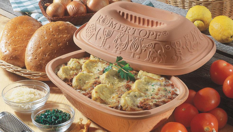 Kochen wie die alten Römer