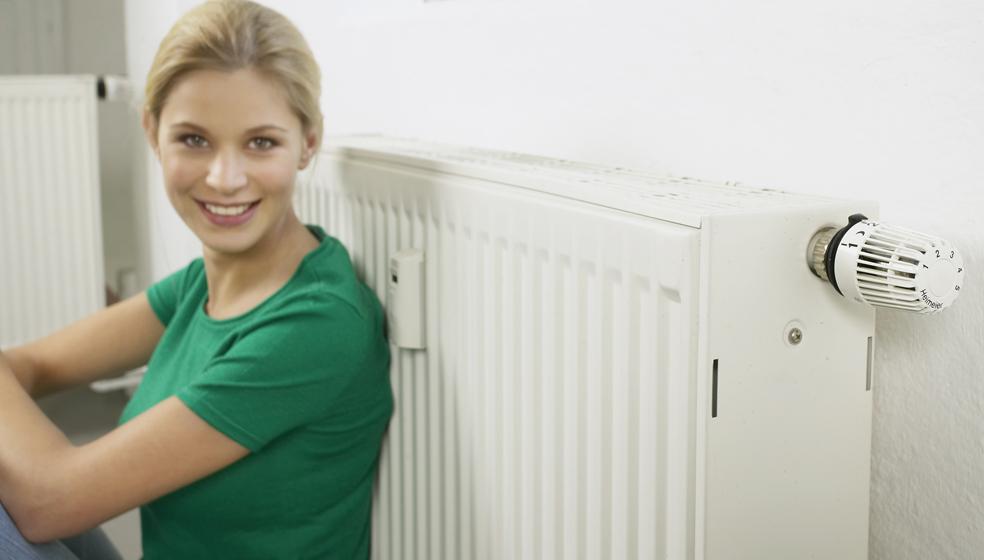 Ventile erneuern – Energie sparen