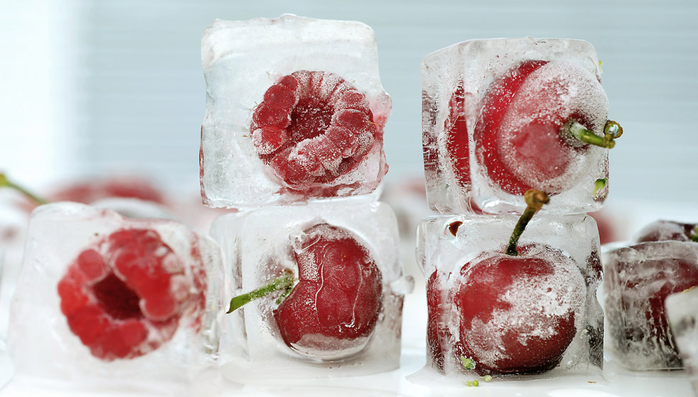 Sparen beim Einfrieren