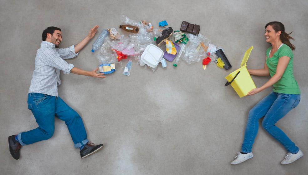 Müll reduzieren